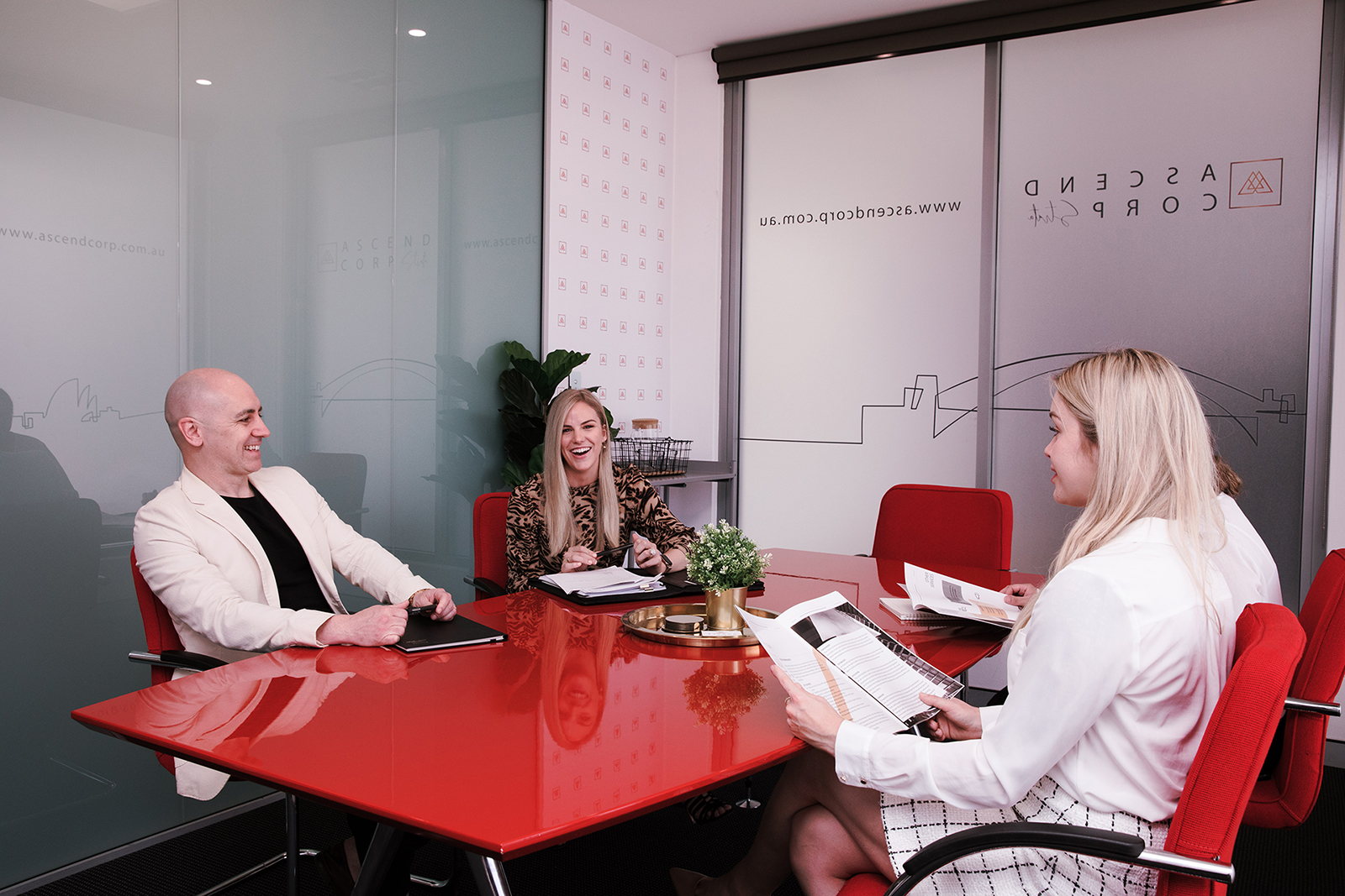 Ascend Corp Strata-office-with-team-image